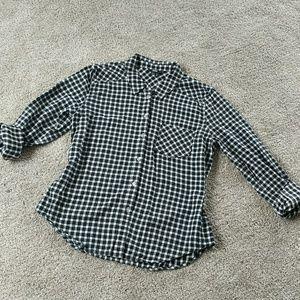🥭Paige Flannel Shirt